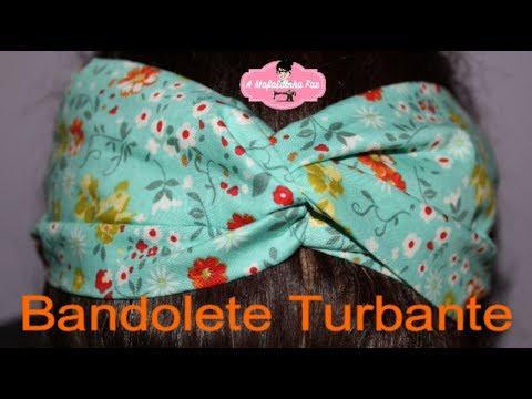 Bandolete Turbante