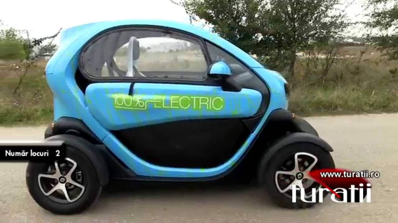renault twizy urban 80 youtube. Black Bedroom Furniture Sets. Home Design Ideas