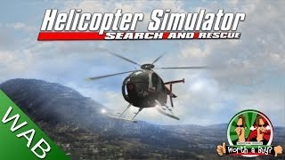 Helicopter Search and Rescue Simulator Review - Worth a Buy?
