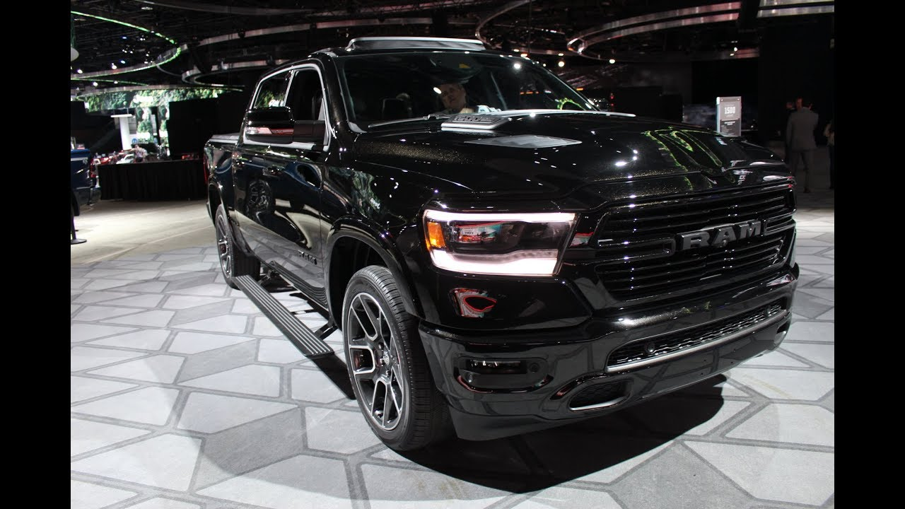 2019 Ram Rebel 1500 Laramie Naias 2017 Youtube