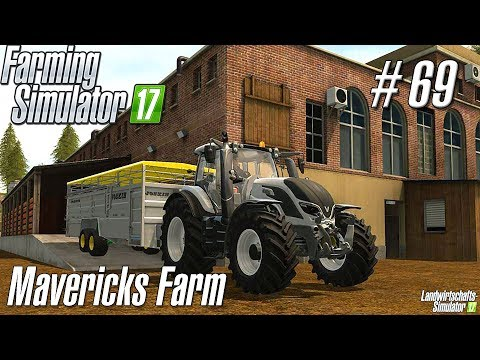 FS 17 Timelapse | Mavericks Farm | # 69 | I'm back, missed m