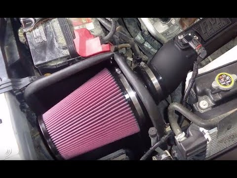 S/&B Filters Cold Air Intake 2011-2016 Ford F250 F350 Powerstroke 6.7L Diesel