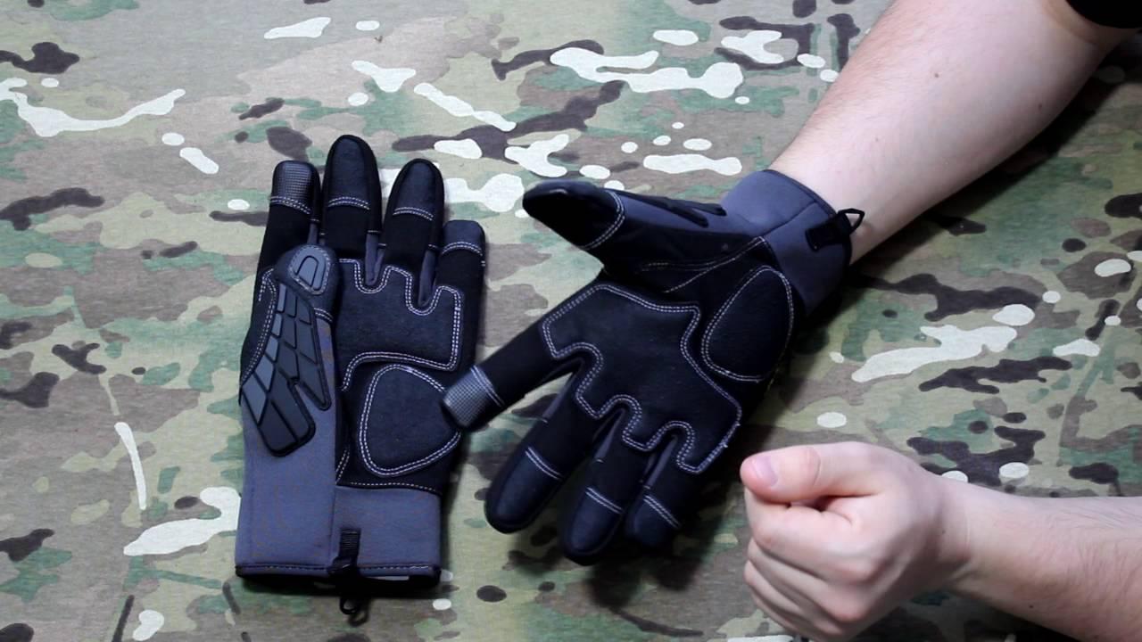 20c741fa6 Zimné vodeodolné rukavice Winter Impact Pro od Mechanix (SK) - YouTube