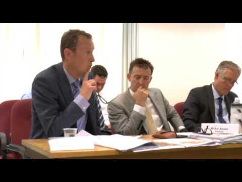 Cambridge & South Cambs Local Plan hearing - remaining sites Pt3. 05 July 2017.