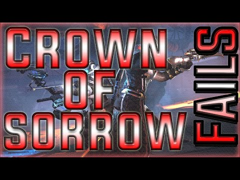 Destiny 2 - Biggest Crown of Sorrows Fails