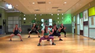 Turn Down for What by Lil Jon Featuring DJ Snake Core Zumba® Fitness Choreography