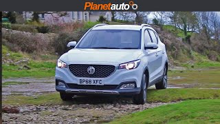 MG ZS 2019 Automatic 1 litre Turbo Review & Road Test