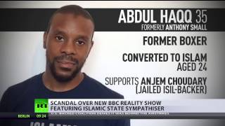 'Focus on diversity'  BBC under fire for ISIS sympathizer's role on show about British Muslims