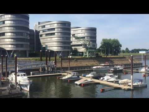 Der Duisburger Innenhafen - Radio Duisburg: Wir lieben unsere Stadt