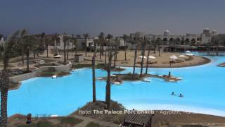 Gambar cover STAFA REISEN Hotelvideo: The Palace Port Ghalib, Marsa Alam
