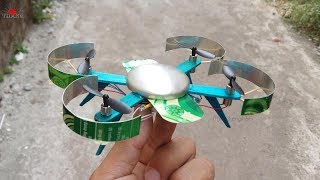 How to make Quadcopter (Drone) step by step very easy