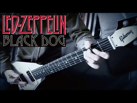 Led Zeppelin / Jimmy Page - Black Dog  :by Gaku