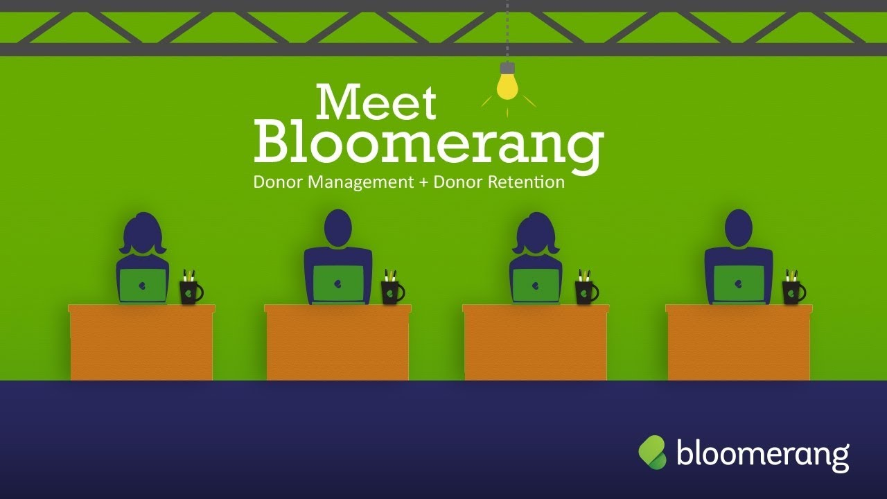 Donor Management Software for Nonprofits | Bloomerang