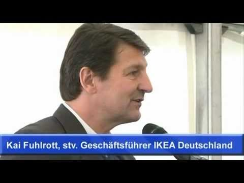 IKEA- Der Grundstein ist gelegt - HL-live.de