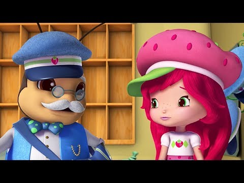 Strawberry Shortcake 🍓 Delivery Bee Oath 🍓 Berry Bitty Adventures | Cartoons for Kids