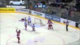 Хоккей. ЧМ 2011. Матч за 3-е место. Россия - Чехия 4:7
