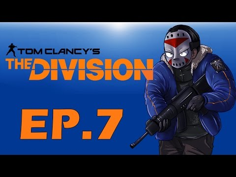 The Division - Ep. 7 (Hudson Refugee Camp!) Hard Difficulty Mission!