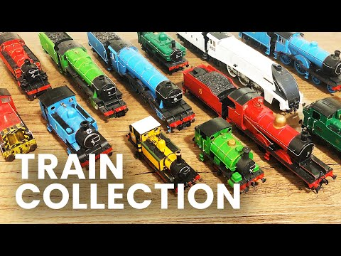 Thomas Model Train Collection – HO/OO Gauge Customs – Tug's Trains
