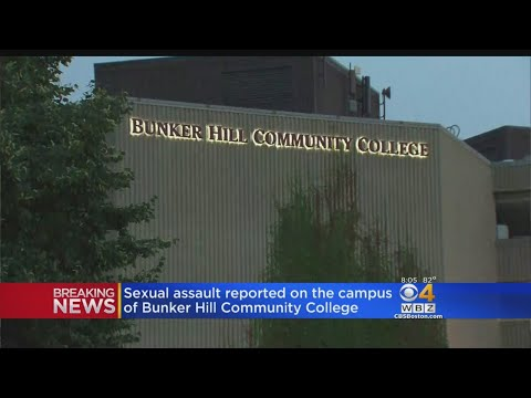 Sexual Assault Reported At Bunker Hill Community College Campus