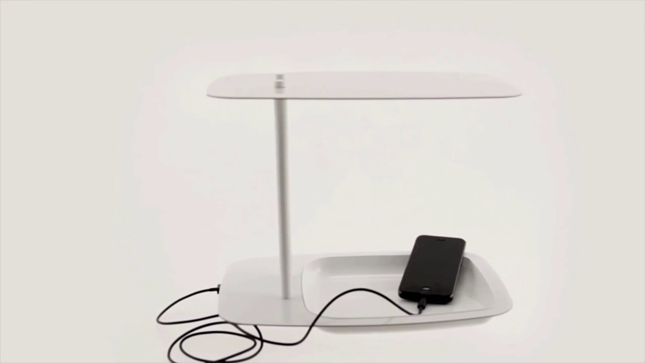 Sound design for Lupin table lamp by Illuministi