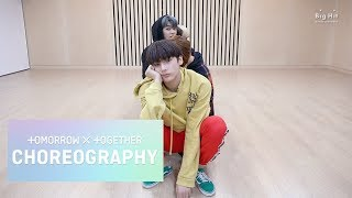 TXT (투모로우바이투게더) 'Cat & Dog' Dance Practice (Appeal ver.)