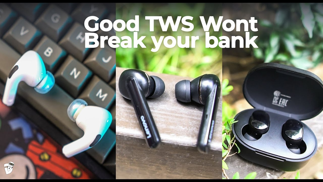 সবচেয়ে কম দামে ANC | Joyroom T03S Pro Review | Mi TWS 2S Gaming Review