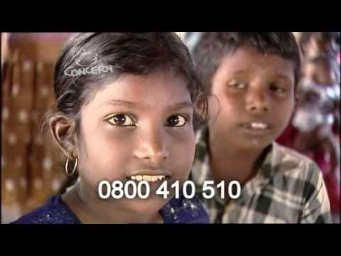 Concern TV Advert