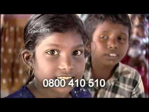 Concern TV Advert