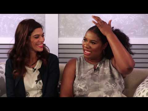 'OINTB' Stars Laura Gómez & Adrienne C. Moore  How Well Do You Know Your Inmate?