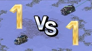 1 vs 1 Extra Small Map | Red Alert 2 Yuri