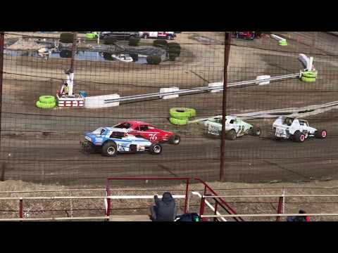 Blast From the Past Vintage Cars at Grandview Speedway March 24, 2019!