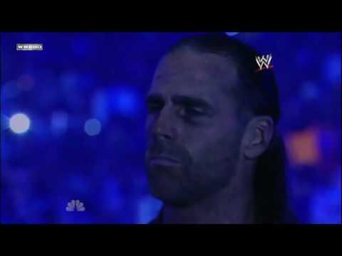 WWE WrestleMania 26 World Television Premiere PART 3/5