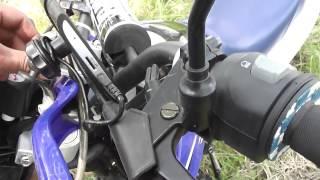 Крепление навигатора на мотоцикле (Личное мнение)