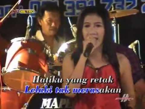 Om New METRO - WANITA IDAMAN - Norma Silvyia [karaoke]