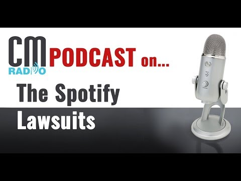 The CM Radio Interview: Audiam's Jeff Price on the Spotify Lawsuits Mp3