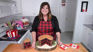 How to Make a Lumberjack Cake