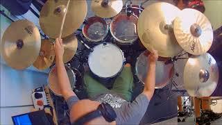 Omnium Gatherum: Gods Go First - Drum Playthrough