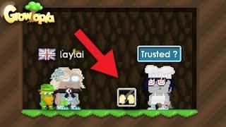 Growtopia | Trust Test SCAM ?