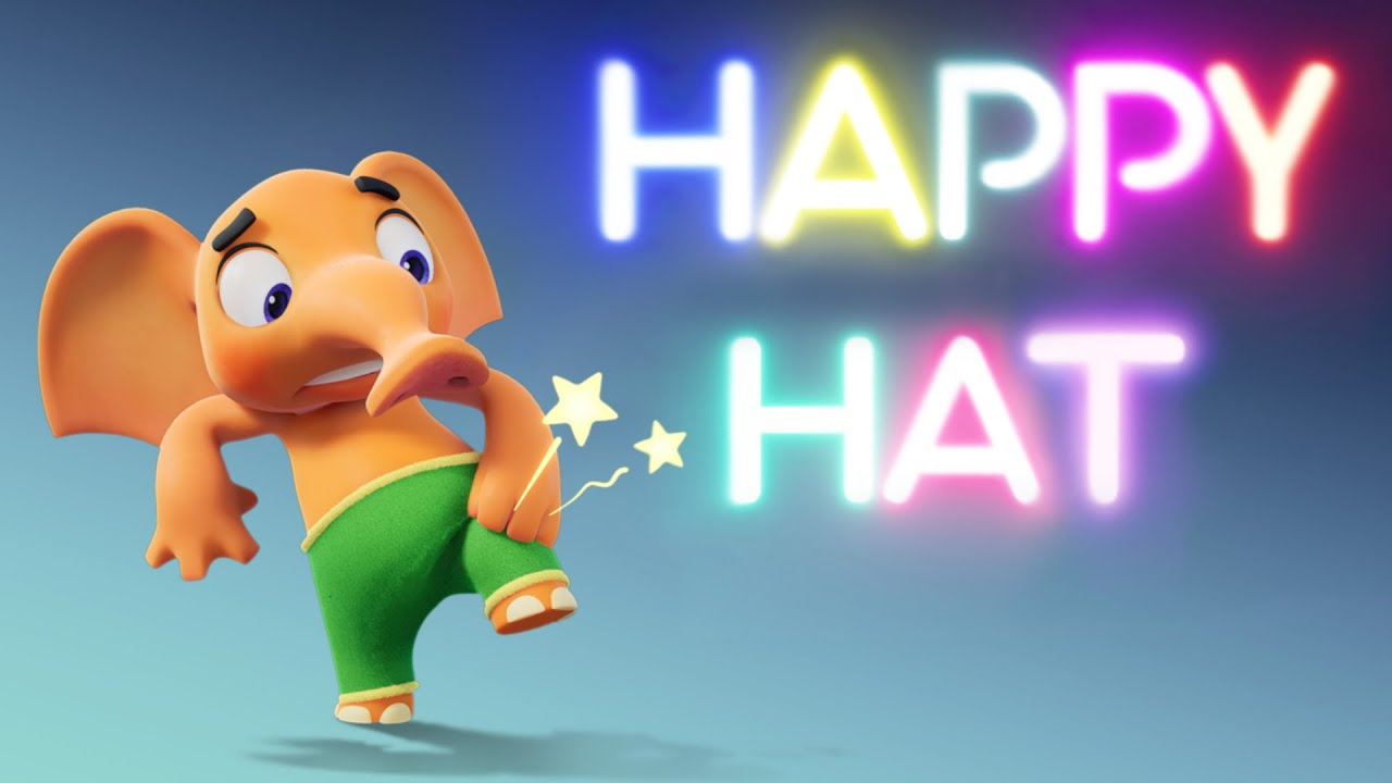 """BellyFant • """"PUT ON YOUR HAPPY HAT"""" • The Happy Dance Song"""