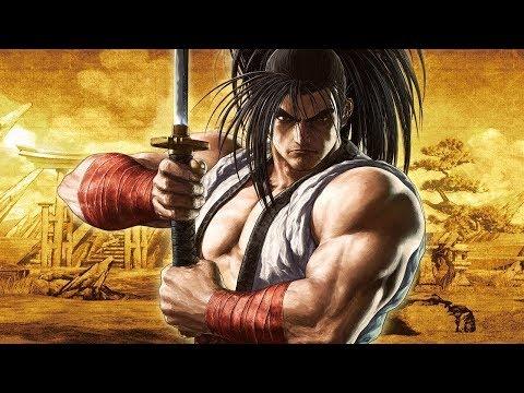 Trailer Gameplay SAMURAI SHODOWN