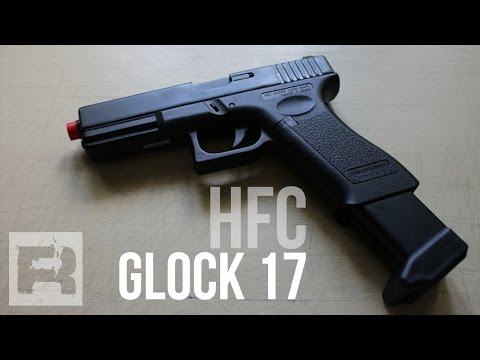 Glock 17 HFC Co2 - softair