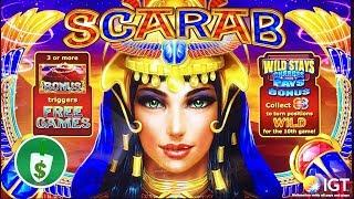 ⭐️ NEW -  Scarab slot machine