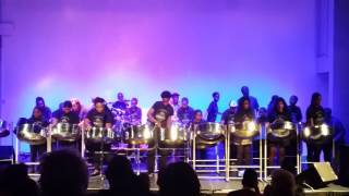 I Will Survive - Gloria Gaynor - SMA3SO Steelpan Cover