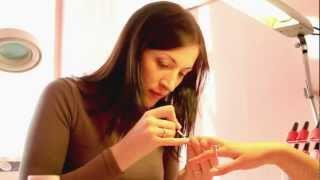 Покрытие shellac (шеллак) и биогель для педикюра: фото и видео