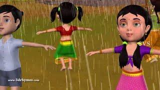 Repeat youtube video Vana Vana Vallappa - 3D Animation Telugu Rhymes for children with lyrics