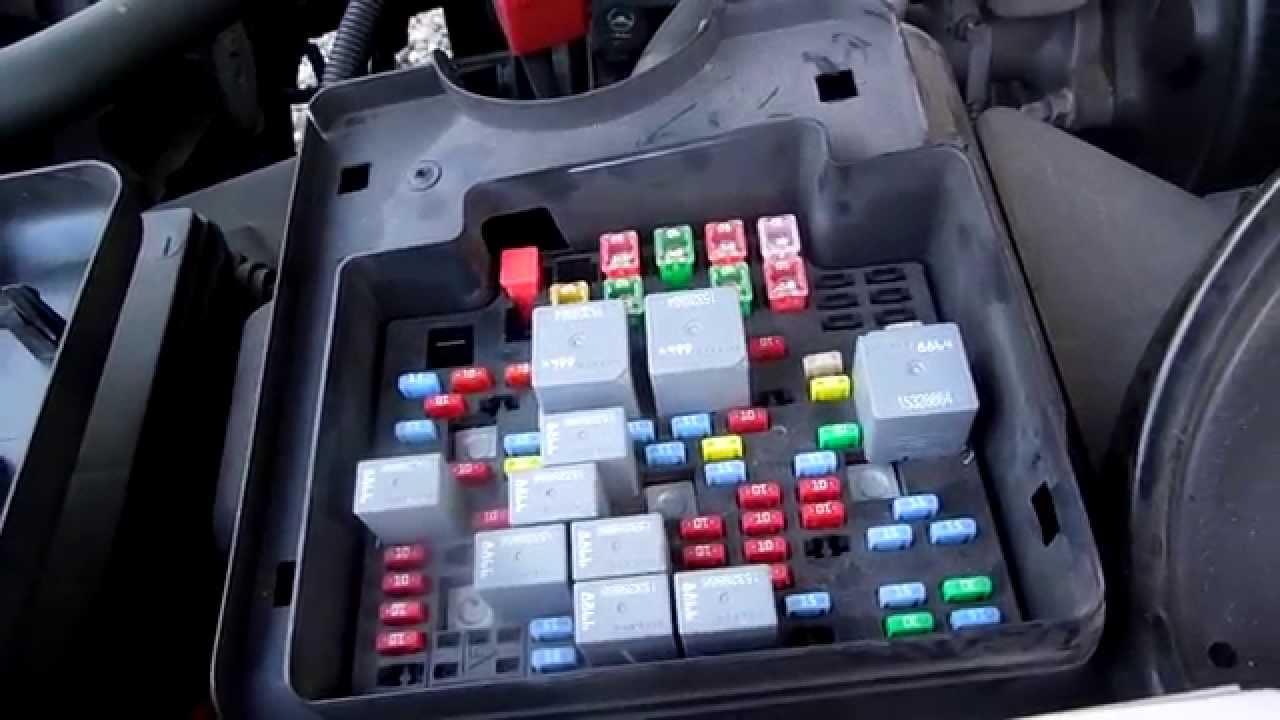 12 Volt Wiring Diagram For Trailer Pj Ranger Radio Chevrolet 2007 Silverado Light Troubleshooting - Youtube