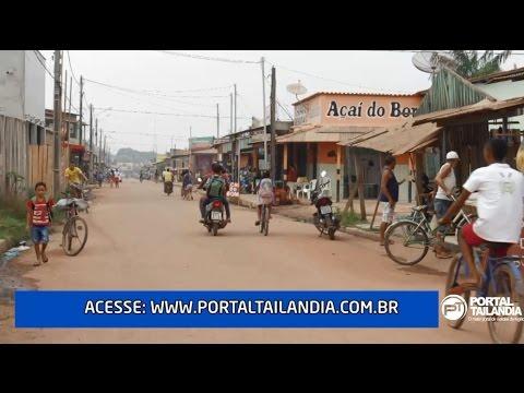 Moradores do bairro Macarrão em Tailândia continuam sem iluminação pública