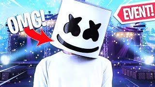 MARSHMELLO DJ LIVE EVENT START NU!! FEEST IN FORNITE! Fortnite Battle Royale LIVE