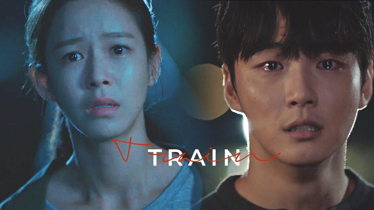 Seo Do Won x Han Seo Kyung - Winter Flower | Train