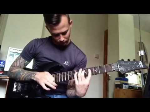 7 String Shred Metal Song - 'Cogito Ergo Sum' - Greg Barnett